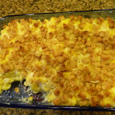 Martha Stewart's Mac & Cheese