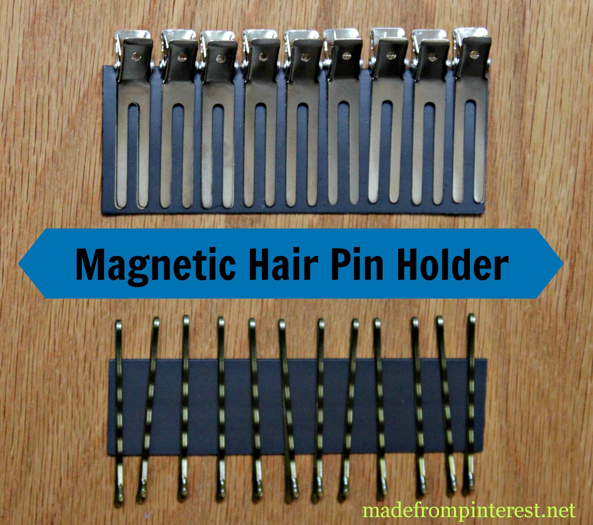 Bobby Pin Magnet