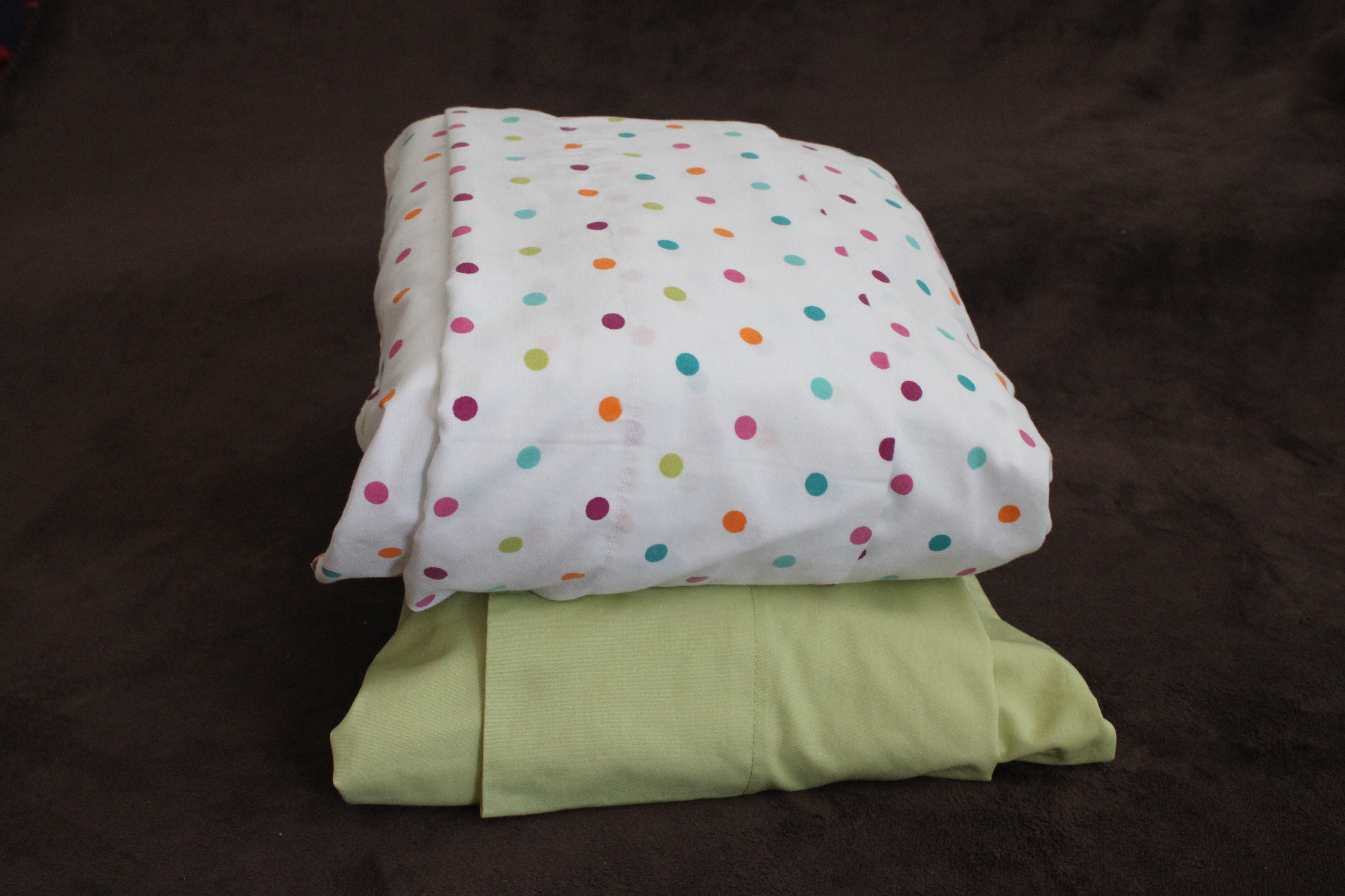 Store Sheets In Pillow Case Coverphoto