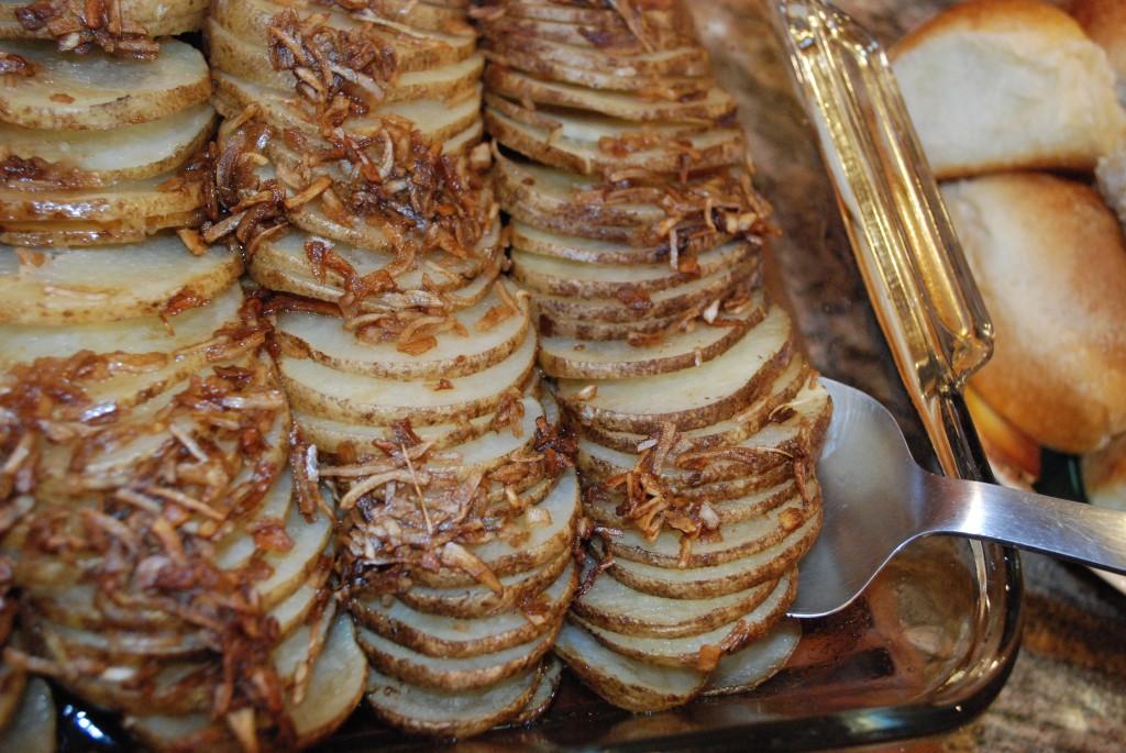 Lipton cebola Batatas