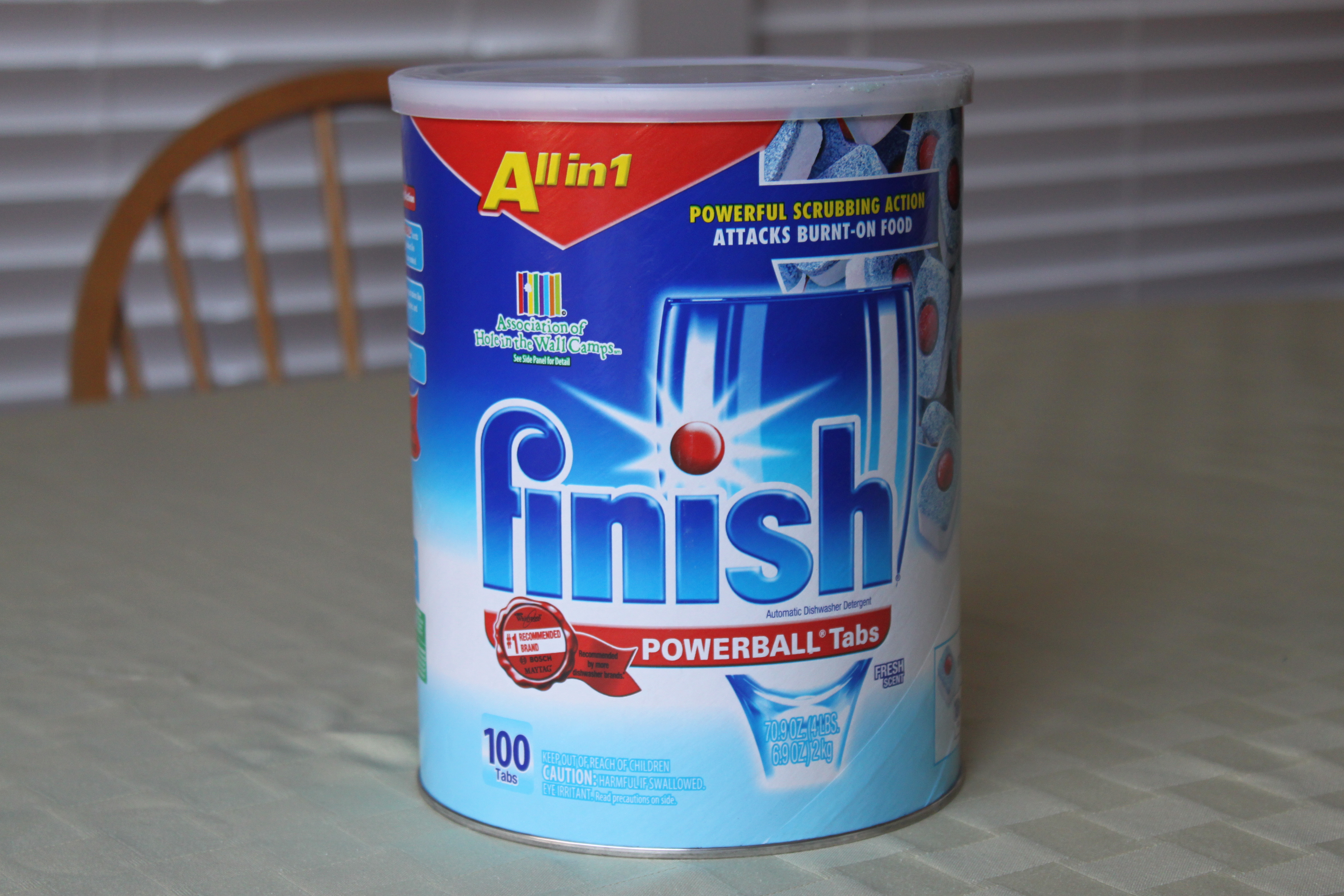 DIY Dishwasher Detergent 001