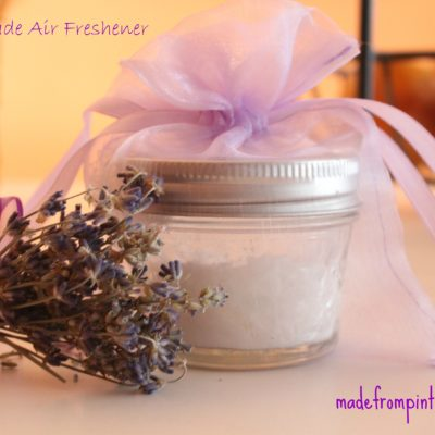 DIY – Homemade Air Freshener