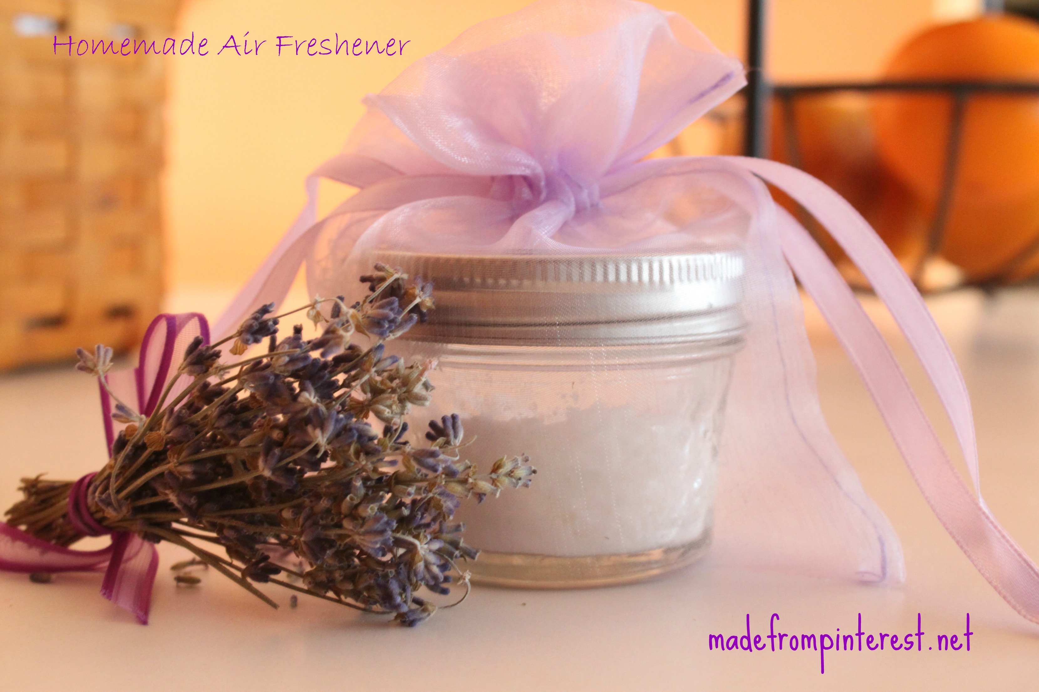 Homemade air freshener - Homemade scent recipes ...
