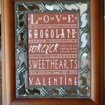 Free Valentine Day Printables!