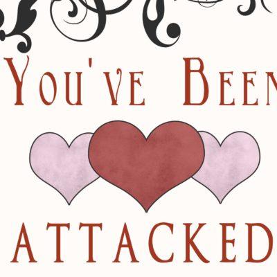 Valentine Day Heart Attack!