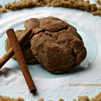 Brown Sugar Snickerdoodle