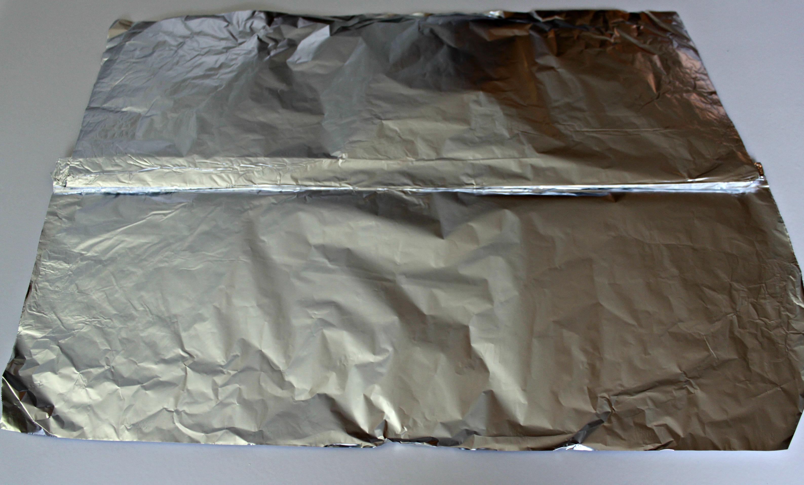 Folded Foil