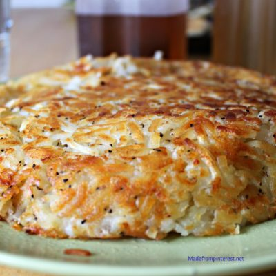 Heaping Helping Hash Browns