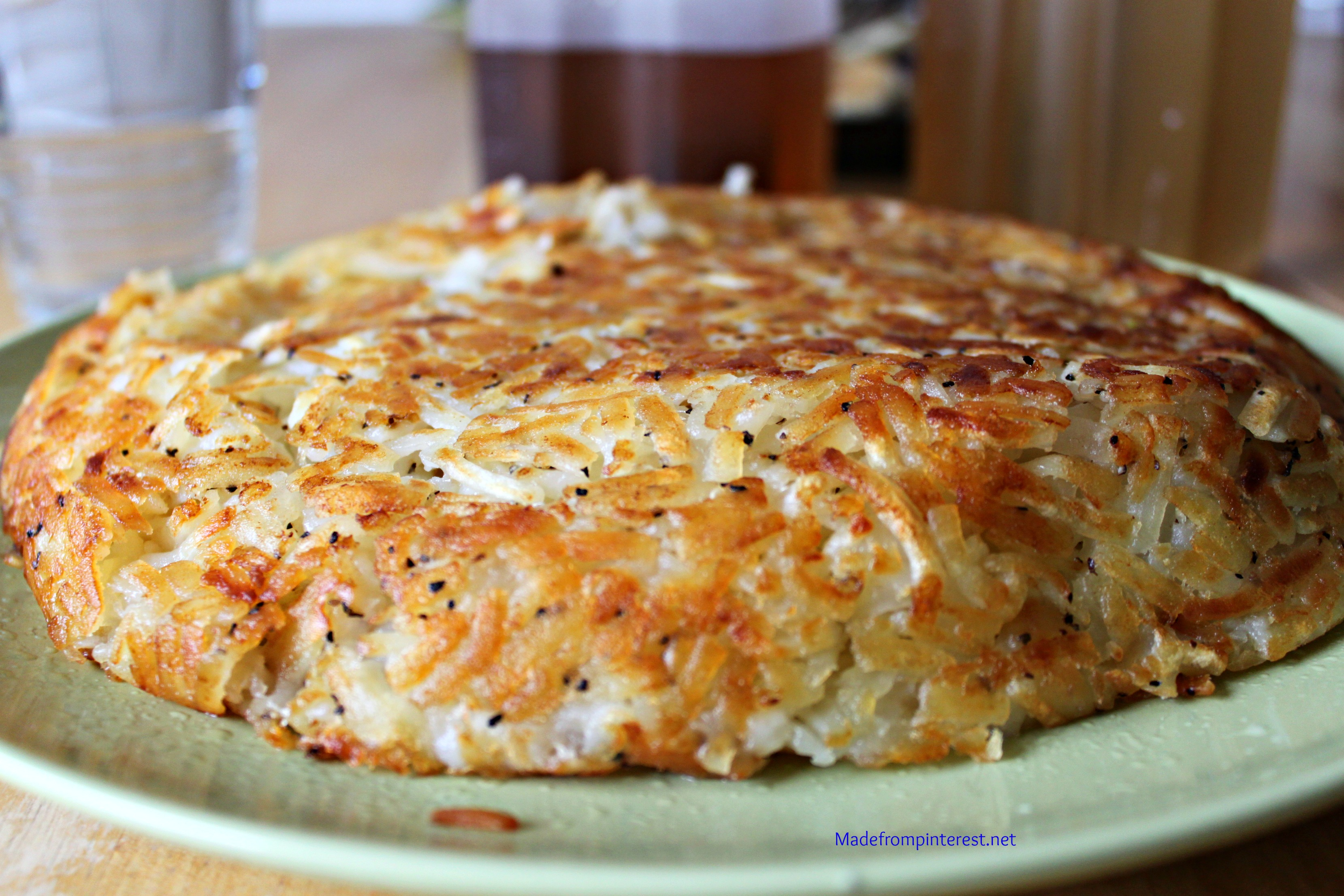 Heaping Helping Hash Browns are so good everyone will want a heaping helping on their plate!