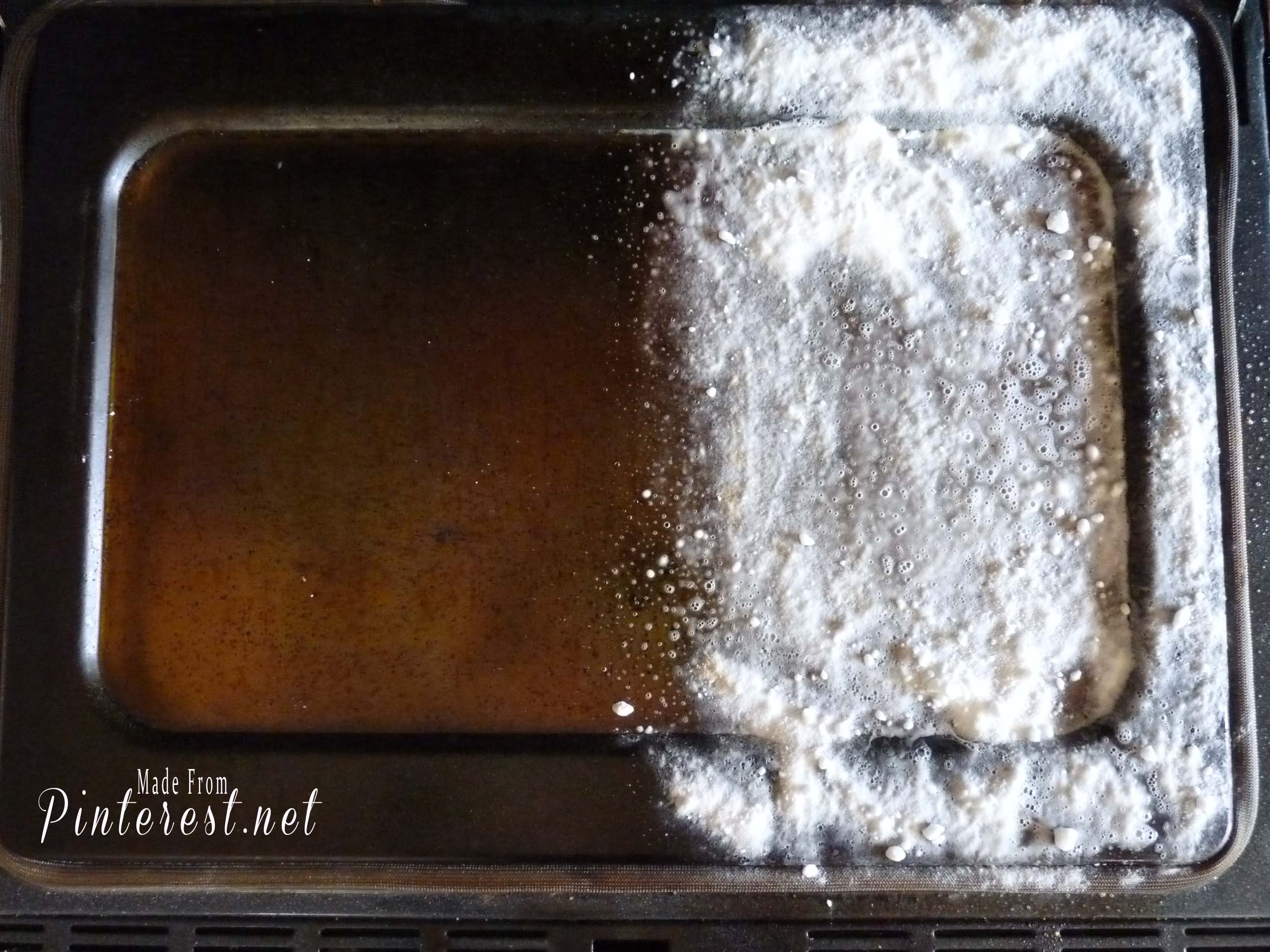 Oven cleaner oven cleaner clean oven How to clean top of oven
