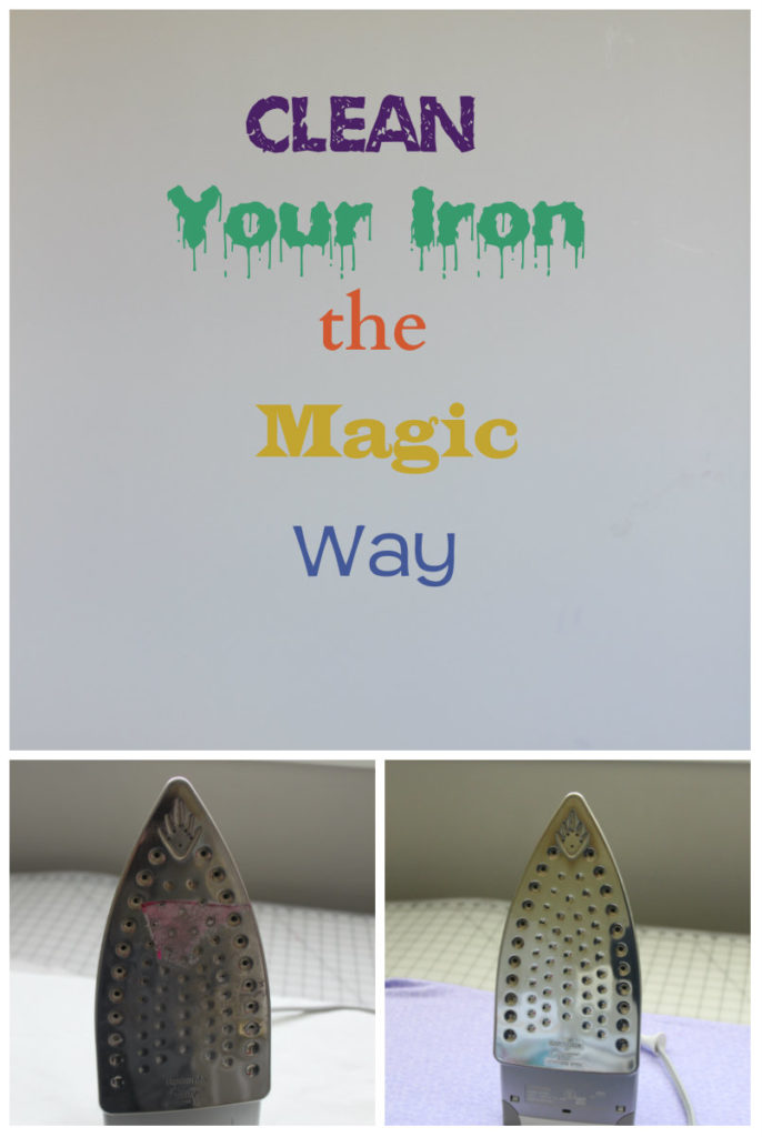Clean Your Iron The Magic Way MadeFromPinterest.net