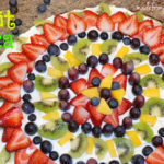 Fruit Pizza - Now this is my kinda pizza! madefrompinterest.net