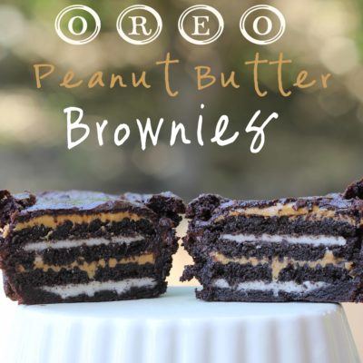 Oreo and Peanut Butter Cups