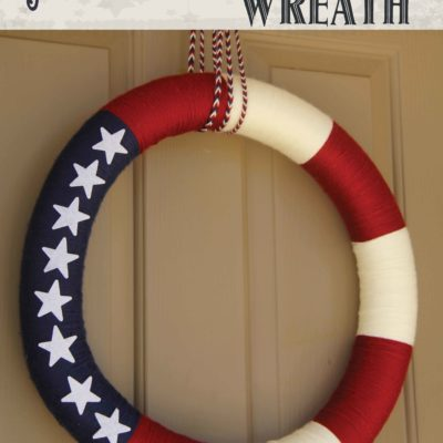 Patriotic Decorations – Wreath