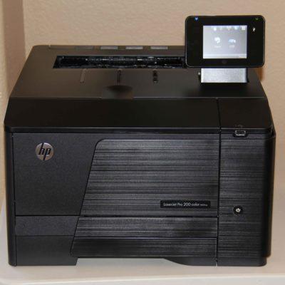 HP Printer Love!
