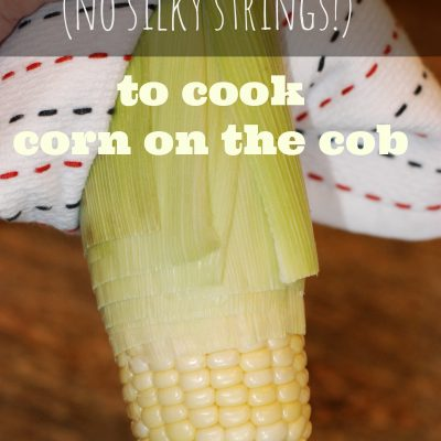 The Magic Way to Cook Corn on the Cob