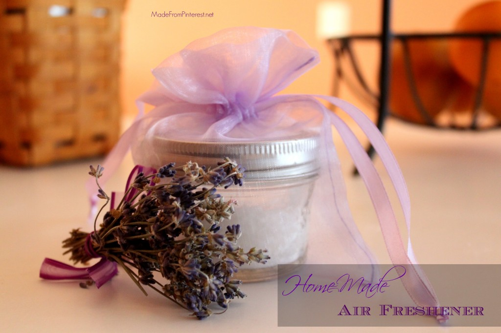 I use these all over the house! Pretty and practical. Instructions at MadeFromPinterest.net