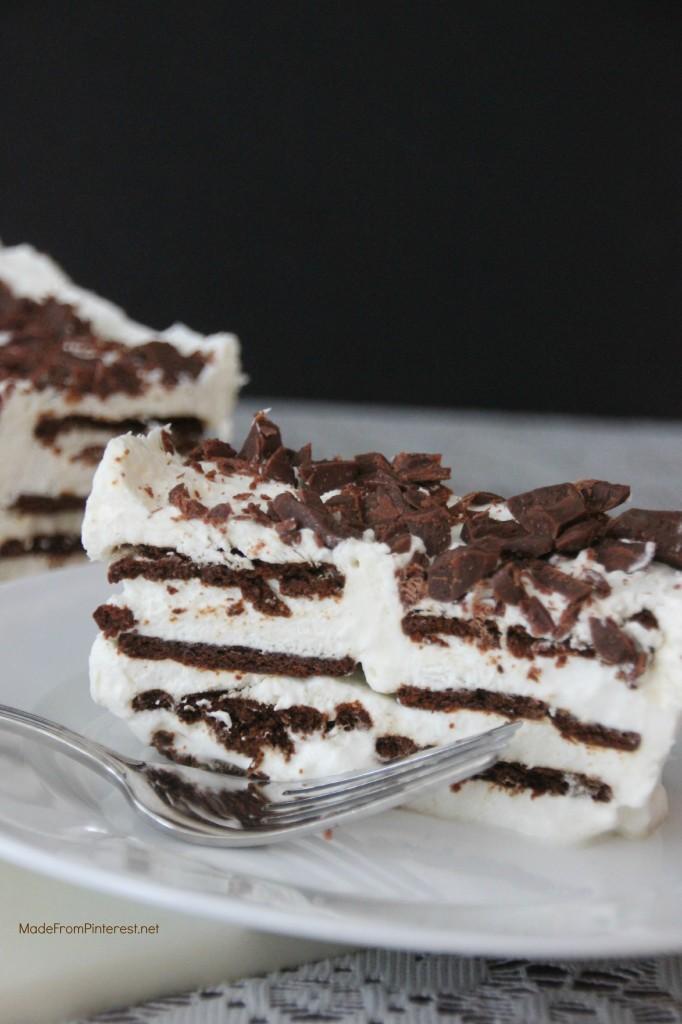 Ice Cream Dream Cake @ MadeFromPinterest.net