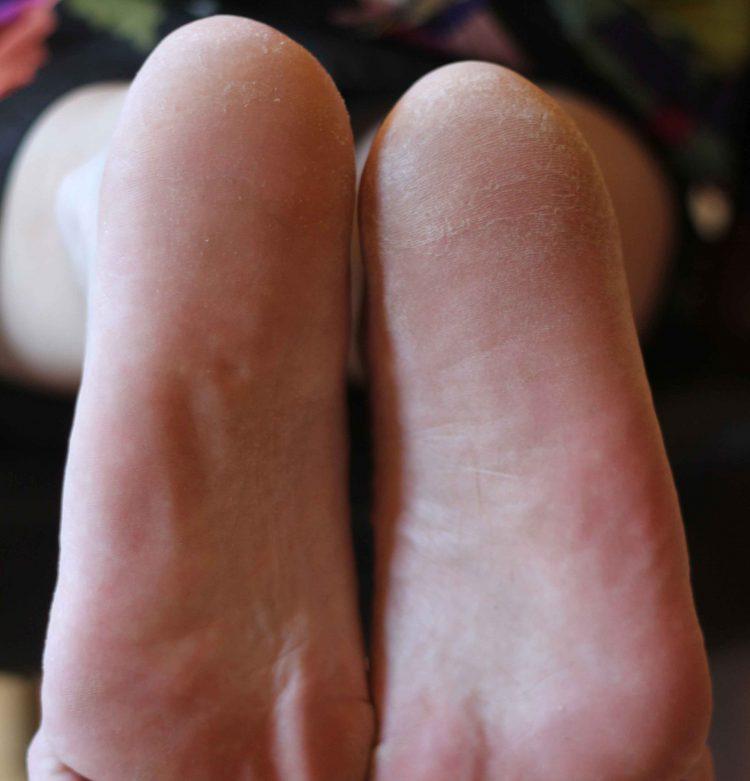 Pretty Summer Feet Care