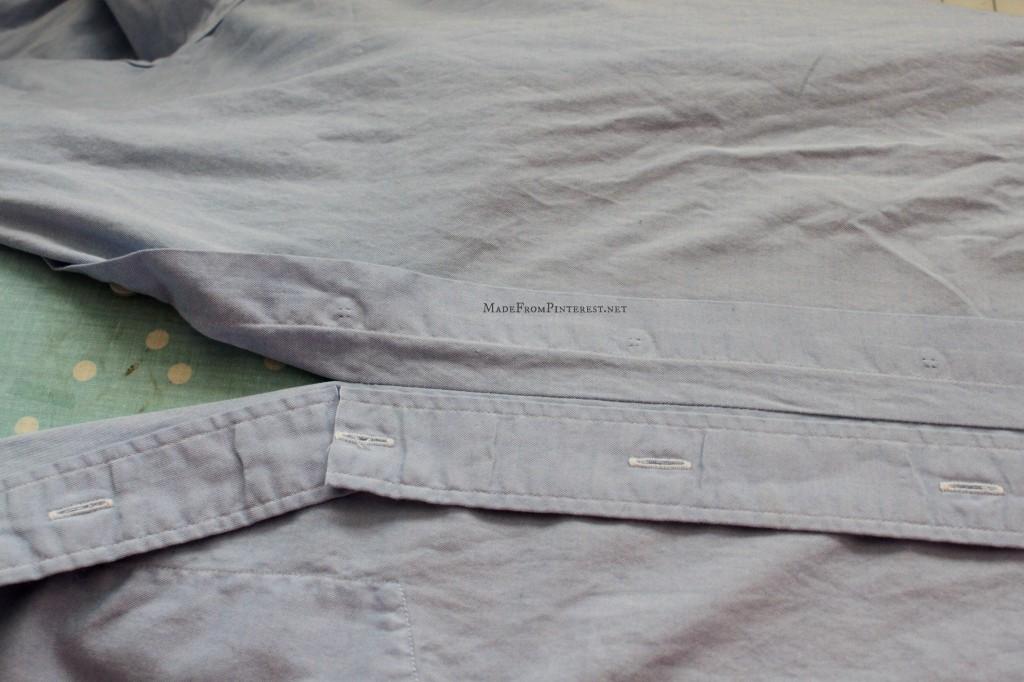 Pioneer Shirt pressed