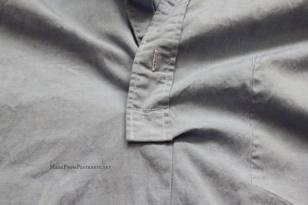 Pioneer shirt square