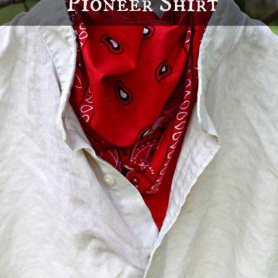 15 Minute Pioneer Shirt