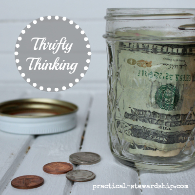 Thrifty-Thinking