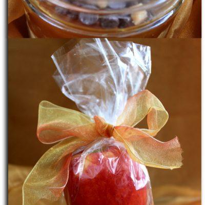 Individual Cream Cheese Apple Dips