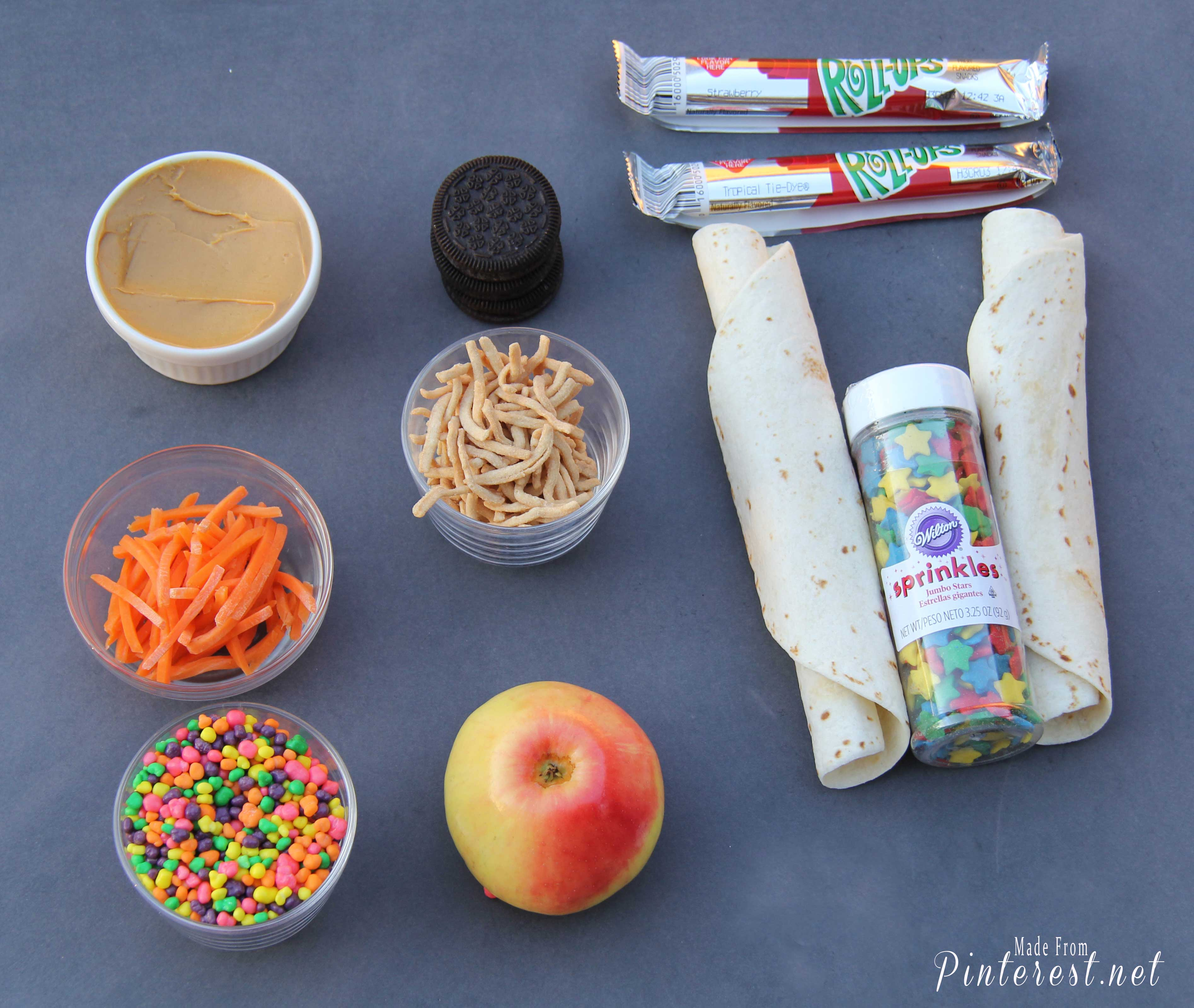 Healthy Slumber Party Snacks