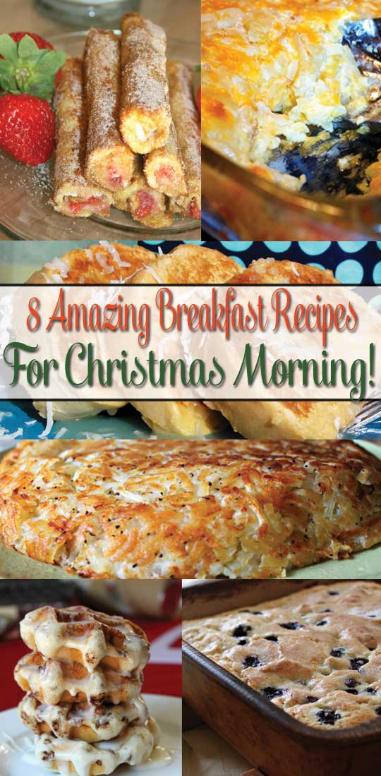 Amazing Breakfast Recipes For Christmas Morning - We tested every ...