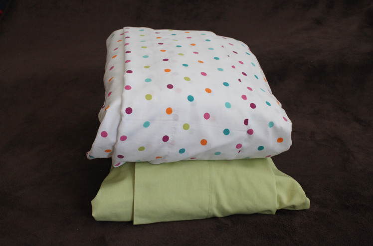 Fold Sheets in Pillow Case