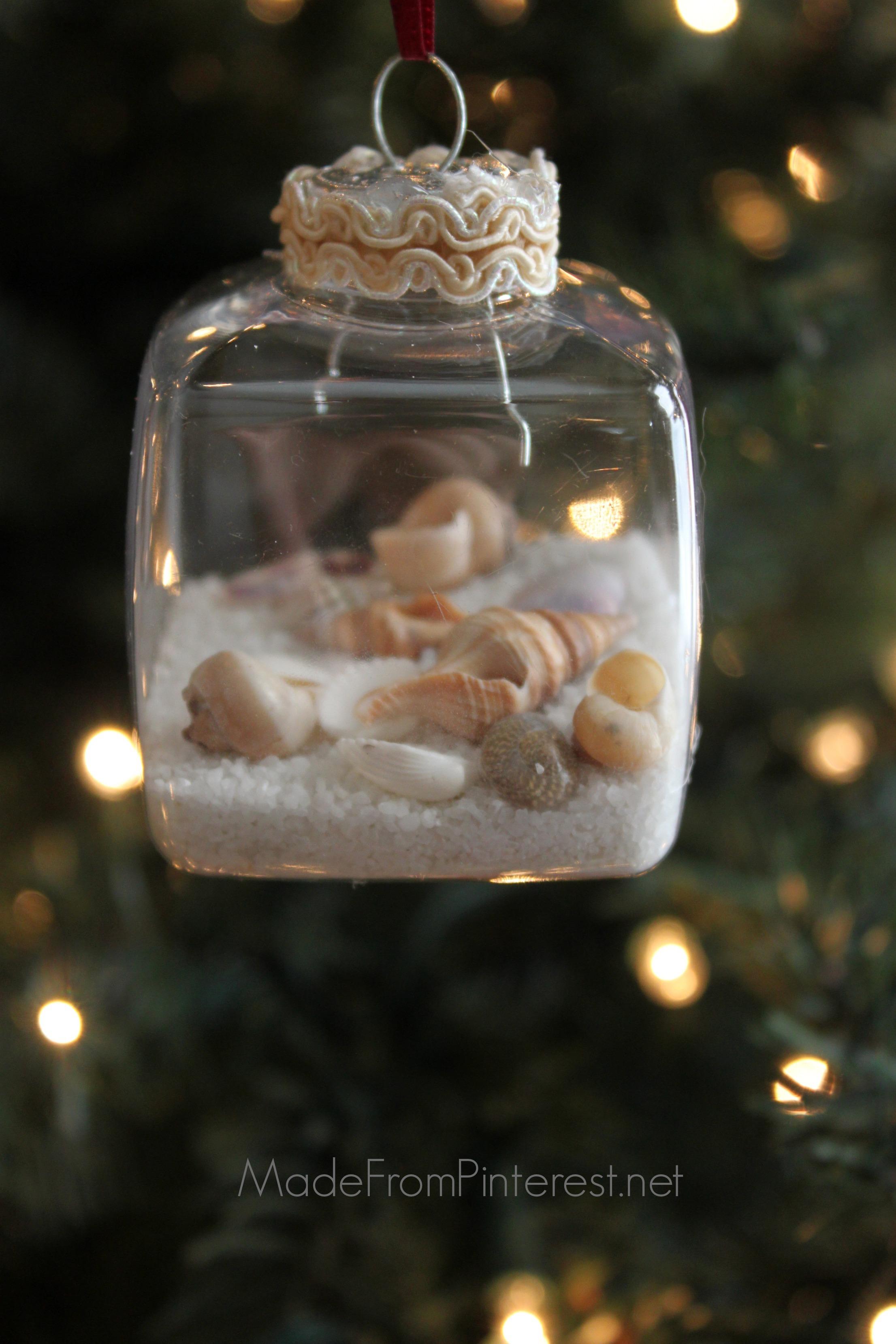 Sea shell christmas ornaments - Sea Shell Christmas Ornaments 39