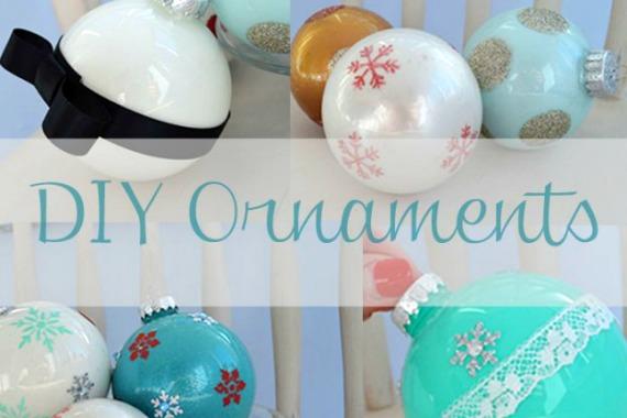 DIY Ornaments 570x380