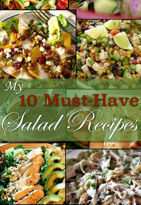 10 Outstanding Salads