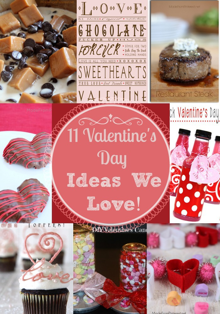 A collection of Valentine's Day ideas that really rock!