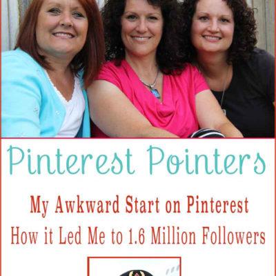 My Awkward Start on Pinterest