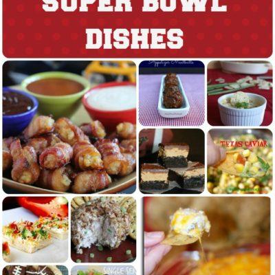 "10 ""Super"" Super Bowl Dishes"