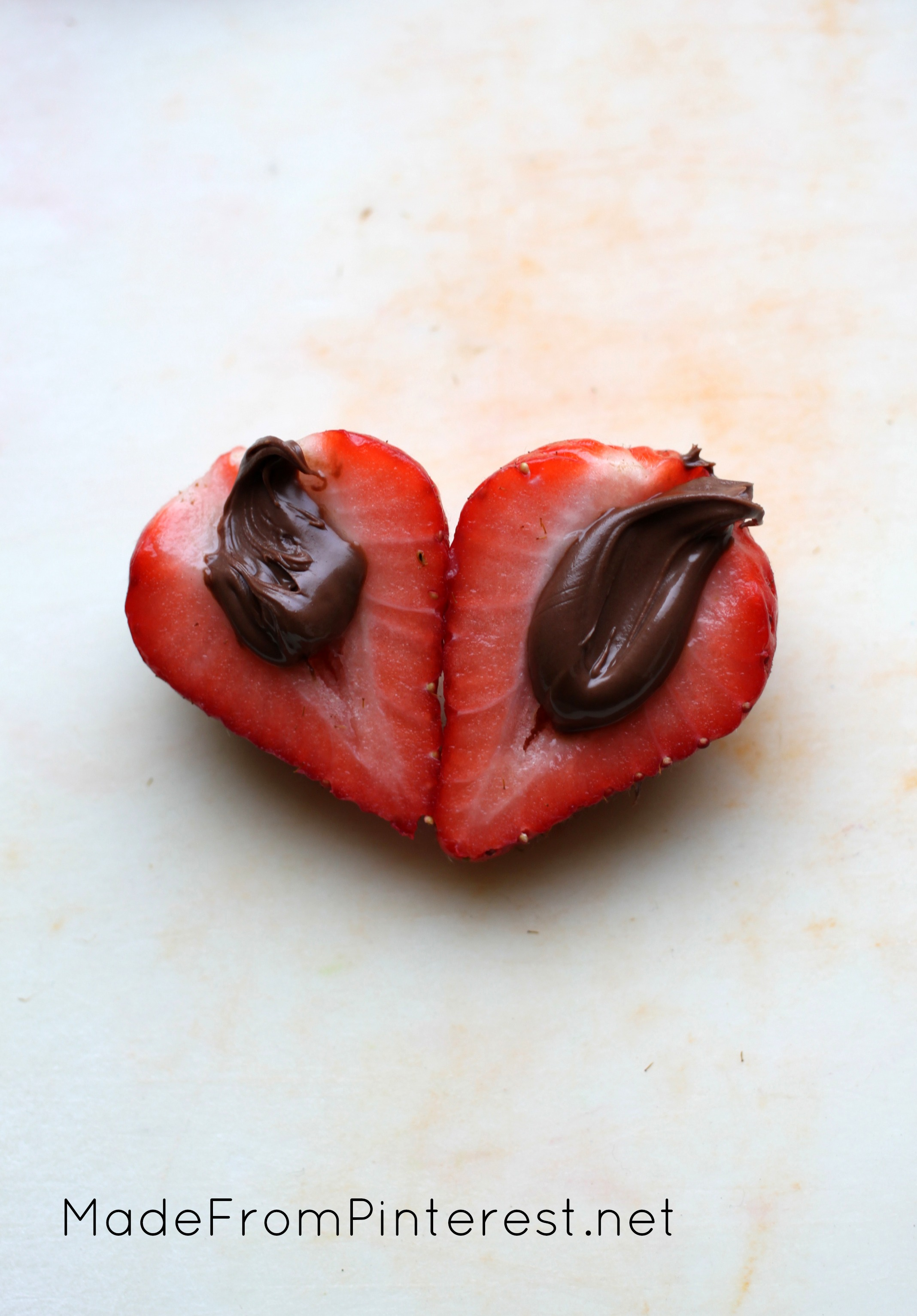 Heart Shaped Chocolate Strawberries - TGIF - This Grandma is Fun