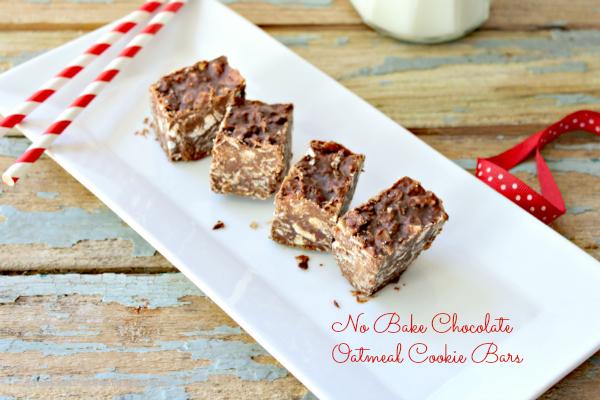 No-Bake-Chocolate-Chip-Oatmeal-Cookie-Bars