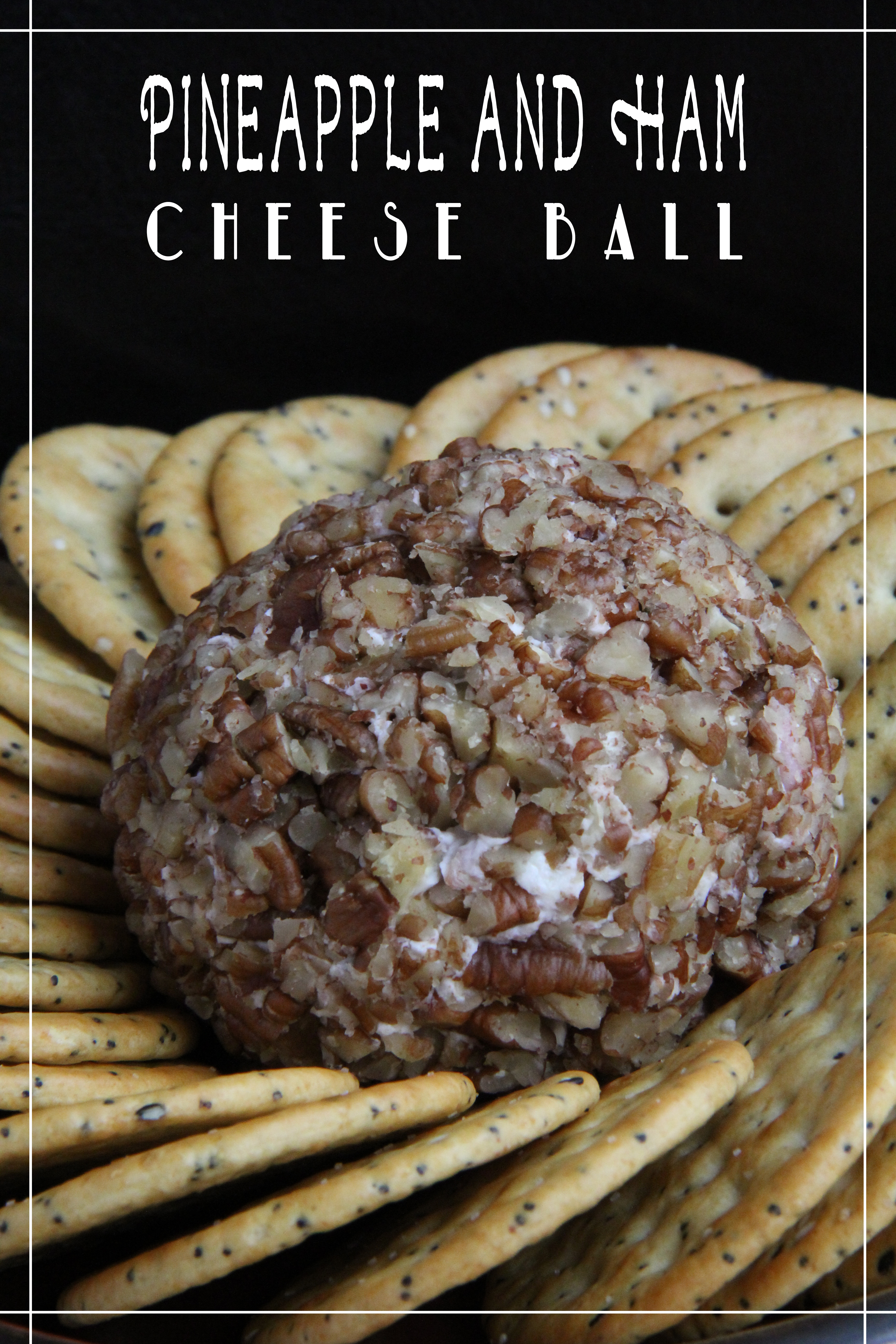 Pineapple Cheeseball - ohhh la, la this tastes so wonderful! Everyone in my family loved it! #Cheeseball #Appetizer #Recipe