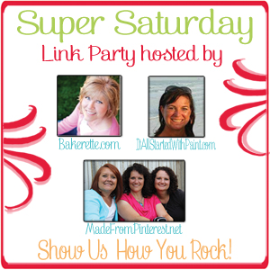 Share it Sunday from Link Party #25