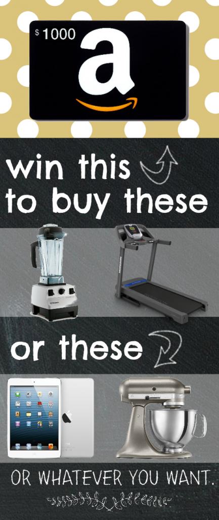 Win an Amazon Gift Card-1