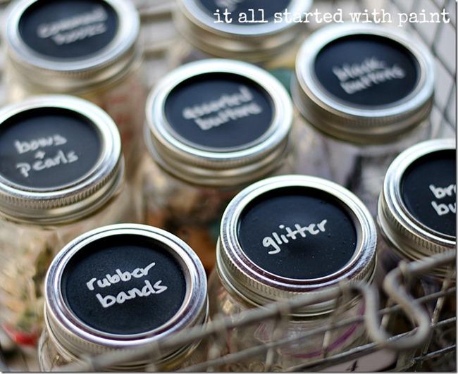 Mason Jar Crafts Love Saturday Link Party #26