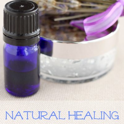 Natural Healing Burn Salve