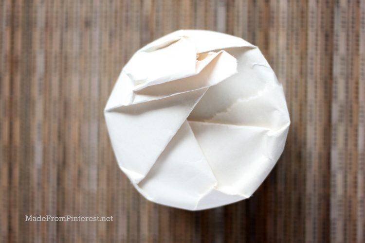 Paper Pot Seed Cups - TGIF - This Grandma is Fun