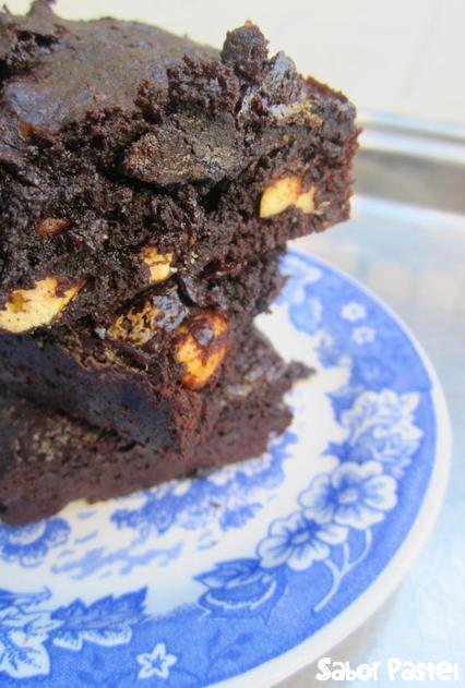 Sabor Pastel favorite cocoa brownies