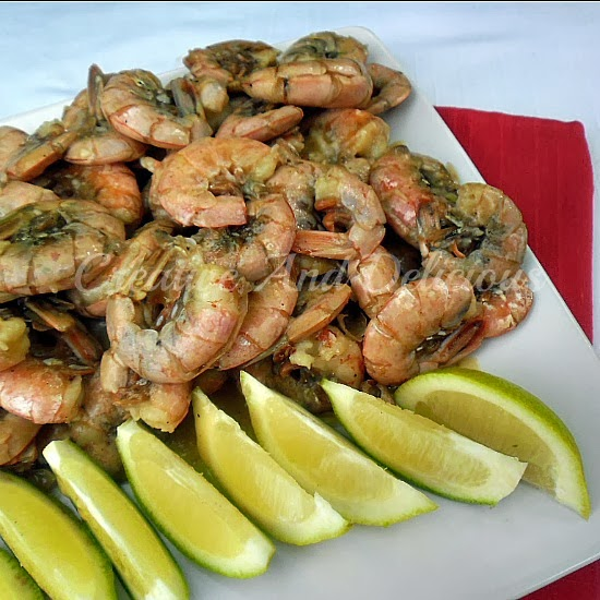garlic-butter-prawns