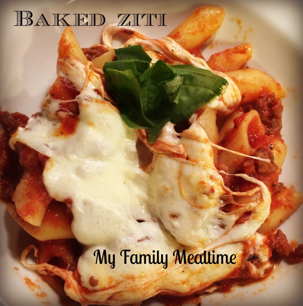 homemade-baked-ziti