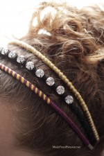 20's Inspired Headband Tutorial - Every little girls will love making and wearing these!.jpg