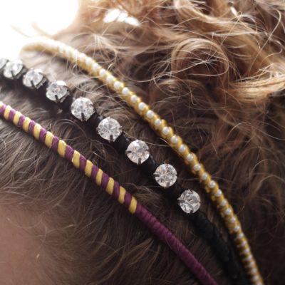 20's Inspired Headbands